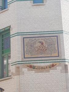 Casa Art Nouveau El Verano