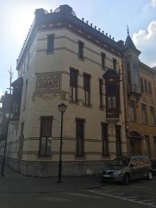 Casa Art Nouveau Estaciones