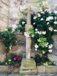 Altar en la esquina de la Iglesia Principal de Veules-les-Roses