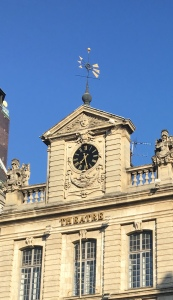 Detalle de Arquitectura Neo Clásica Lille