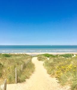 Playa en De Haan