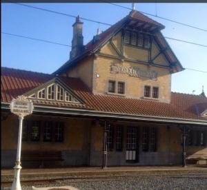 Estación de Tren De Haan