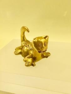 Figura precolombina Tigre
