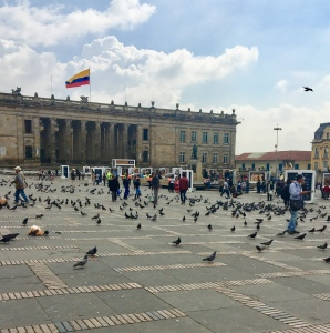 Capitolio Bogotá